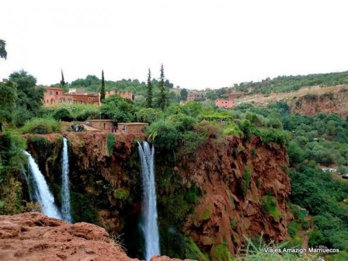 Excursión desde Marrakech: Cascadas de Ouzoud