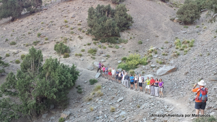 Trekking en Jbel Toubkal