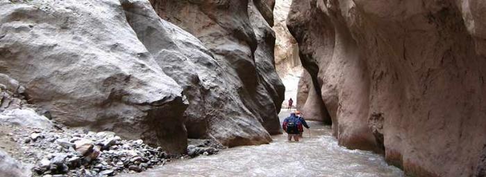 Trekking en Mgoun