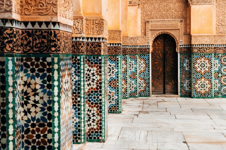 Visita virtual a Marrakech