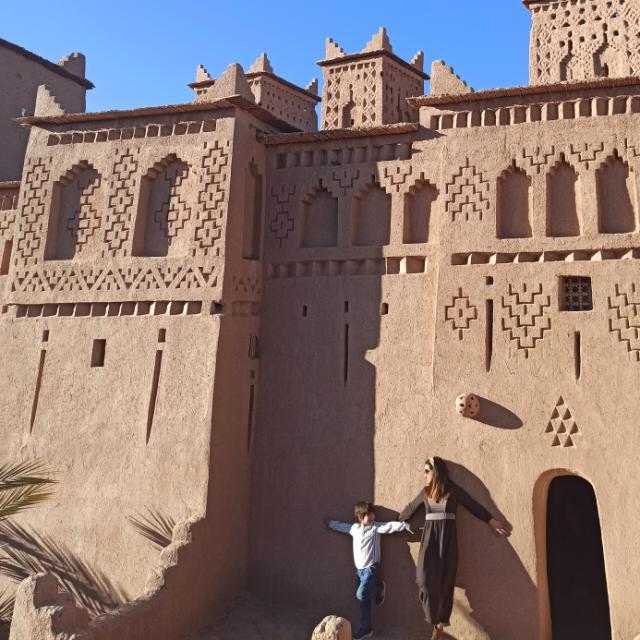 El Atlas Medio en familia: de Marrakech a Fez