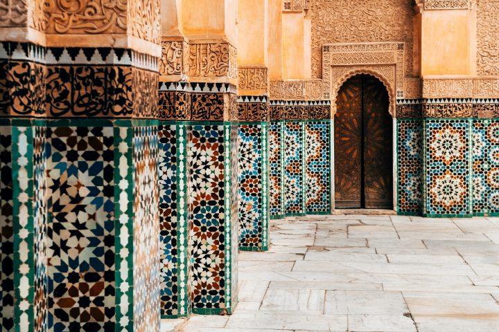 Visita virtual a Marrakech